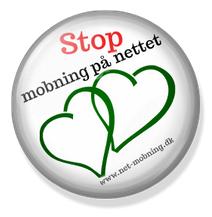 Net-mobning.dk siger STOP mobning op nettet!